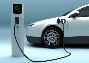 Point de recharge pour les voitures électriques