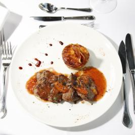Atlántida Ресторан Блюдо
