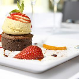 Атлантида Ресторан Десерт