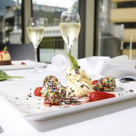 Atlantida Restaurant Dessert